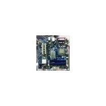 Placa Mae Pos-pq45au Lga775 Ddr2 Gamer Intel+ Procesador