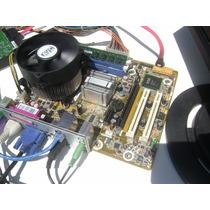 Kit Placa 775+intel Pig41bo + Core2duo + Ddr3 + Cooler+esp