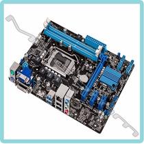Placa Mãe Asus - Socket 1155 - Para Intel Core I3 - I5 - I7