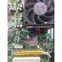 Kit Placa Mãe Lenovo Amd X2 Dual Core 4800 Ms7283 Soquet Am2