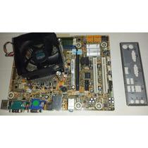Kit Placa Intel 1155 + Proc. I3 De 3.10ghz + 4g Dd3 + Hd500