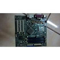 Placa Mãe Intel Hp P4sd Socket 478 + Proc P4