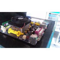 Kit Asus M2n68 + Processador Amd + Memoria 1gb