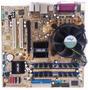 Kit Placa Mãe 775 Asus + Pentium 4 3.0 + 2gb 400 + Cooler