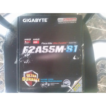 Placa Mãe Gigabyte F2a55m S1(lacrada)