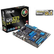 Kit Placa Mãe Asus M5a78l-m/usb3 + Fx8350 + 8gb Ddr3