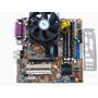 Kit Placa Mãe Itautec St4341 + Pentium 4 3.2 + 1gb