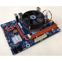 Kit Placa Mãe Lga 1155 H61 Hdmi + Processador Core I5 3470