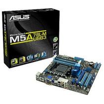 Kit Placa Mãe Asus M5a78l-m/usb3 + Fx8350 + 8gb Ddr3