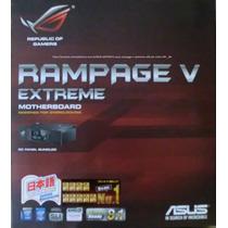 Asus Rampage V Extreme X99 - Lga 2011-3