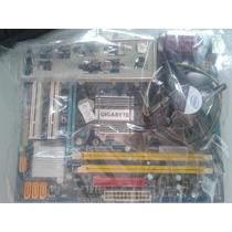 Kit Placa Mãe Gigabyte Ga-945gcm-s2