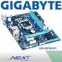 Gigabyte Ga-h61m-s1 Placa Mae 1155 I3/i5/i7 Ddr3 1333