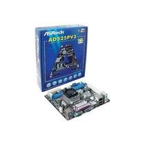 Placa Mae Asrock Ad525pv3 Atom D525 (ddr3 / Mini-itx) Cx