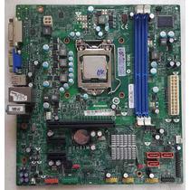 Placa Mãe Lenovo N1996 Ih61m + Intel Pentium G850 2.9ghz