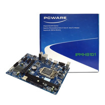 Placa Mãe Pcware Imph81g1 - Ddr3, 1600mhz, Socket 1150