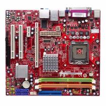 Placa Mãe775 Pos Mi945aa Ddr2 P/dual Core Core 2duo