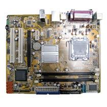 Placa Mãe Desktop Ipm31 775 Ddr2 Usado