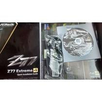 Kit Placa Mãe Asrock Intel Z77 Extreme4 + Core I7 3770