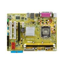 Placa Mae Asus P5n-mx 775 Aceita Quad Core C Garantia