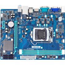 Placa Mãe Foxconn Mod.: Kronnus H61-mx Lga1155 Mat Nova
