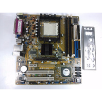 Placa Mãe Asus A8v-mx Socket 939 Chipset Via Amd