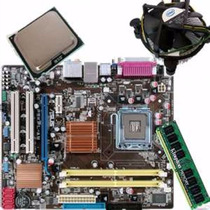 Kit Upgrade Intel Core I3 3,3 Ghz,placa Asus H61m-a C/ 4gb