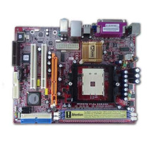 Ecs Mini Atx On-board M861g Nova P/ Soquete 754