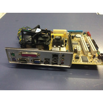 Kit Placa Asus P5sd2-vm,processador Core 2 Duo E4600 2.40ghz