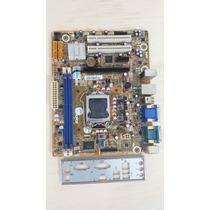 Placa Mae Desktop Ipmh61r2 Ddr3 Socket 1155 C/ Espelho