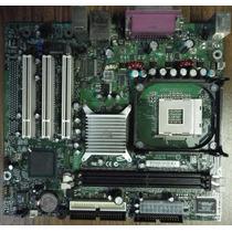 Placa Mãe Intel D845glva Pga 478 Pentium 4 Celeron Garantia