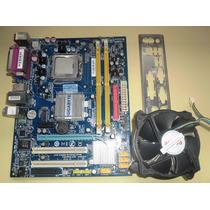 Kit Gigabyte Ga-945gcm-s2c Core2duo E6850 3ghz/4m/1333