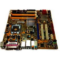Placa Mãe P5-vm Do Pos-pq35as 775 Ddr2 Aceita Quad Core Oem