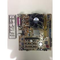 Kit Placa Asus P5vd2-vm, Proc.pentium D 2.8ghz