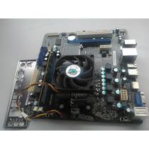 Kit Placa Ddr3 + Amd A8-3800 2.4ghz C/ Radeon + Mem. 4gb