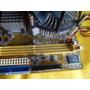 Placa Mae Asus Ddr2 P5vd2-vm 775 + Proc Dual Core 2160