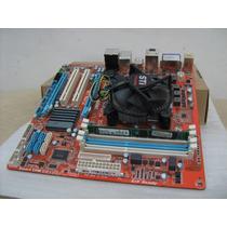 Kit Placa Mãe 1155 + Core I3 2120 + 4gb Ddr3 1333 Mhz