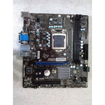 Placa Mae Socket 1155 Modelo Pos-mih61cf(msi)