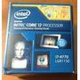 Kit Core I7 4770 + Memoria 8gb Ddr3 1600mhz + Asus B85m