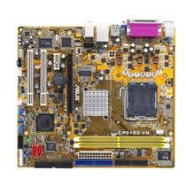 Placa Mae Asus P5vd2-vm Pciexpress Ddr2 Onboard Com Garantia