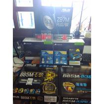 Kit Asus Z97m-plus + Core I7 4790s + 8gb Corsair + Cx600