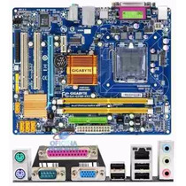 Gigabyte Ga-g31m-es2l 775 - Ddr2 Chipset Intel - Pci Express