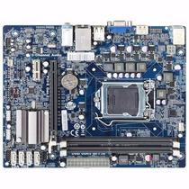 Placa Mãe Intel Socket 1155 Ecs Eih61c Ddr3 P/ I3, I5 E I7