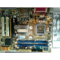 Placa Mae 775 Ddr3 Ipm41 D3 Quad Core