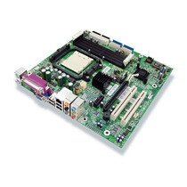 Placa Mãe Fic K2mc51 Lf Am2 Chipset Nvidia Onboard