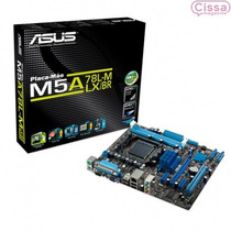 Motherboard M5a78l-m Lx/br Asus Nfiscal Am3+ Envio Grátis