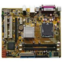 Placa Mãe Asus/pcware Ipm31 G31 Socket 775 Ddr2 C/ Garantia