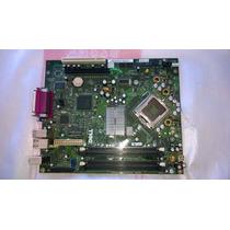 Placa Mãe Dell Optiplex Gx620 Sff 100% Testada + Brinde