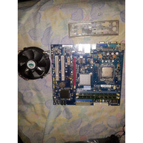 Kit Placa Mãe Pw 945gcx + Pentium Dual Core E2180 + 2gb Ddr2