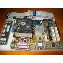 A016-kit Asus A7v8x-mx Se 462 Sempron 2300 256mb Esp.