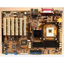 Placa-mãe Asus P4s8x-x Socket 478 Com Cooler